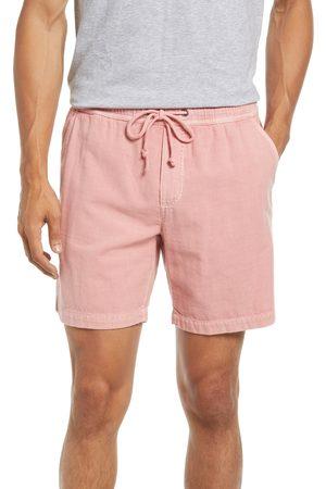 Marine Layer Men's Saturday Beach Cotton Drawstring Shorts