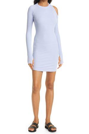 ALIX Women's Nyc Elton Long Sleeve Cold Shoulder Minidress
