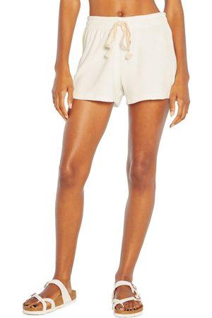 Wildfox Women's Cindy Stripe Tie Waist Shorts