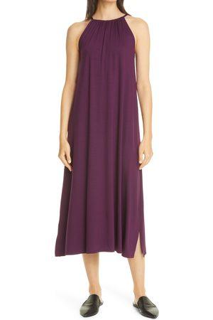 Eileen Fisher Women's Halter Neck Dress