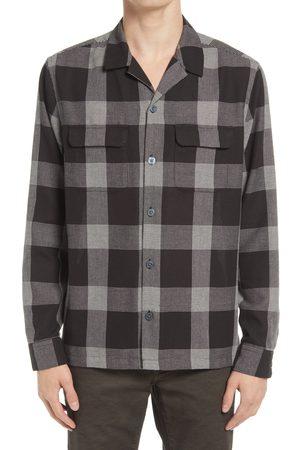 AllSaints Men's Cammargo Button-Up Shirt