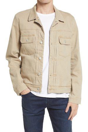 Officine Generale Men's Men's Lukas Stretch Denim Jacket