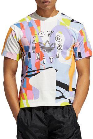 adidas Originals Men's Love Unites Graphic Tee