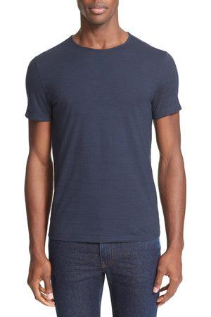 John Varvatos Men's Slub Slim Fit Pima Cotton T-Shirt