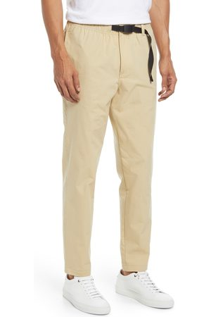Selected Homme Men's Shane Tapered Slim Fit Belted Pants