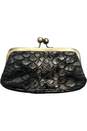 Silvio Tossi Multicolour Leather Clutch Bags