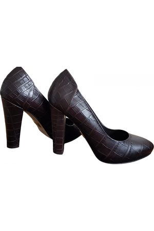 Kaviar Gauche Leather Heels