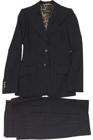 Dolce & Gabbana Wool Jumpsuits