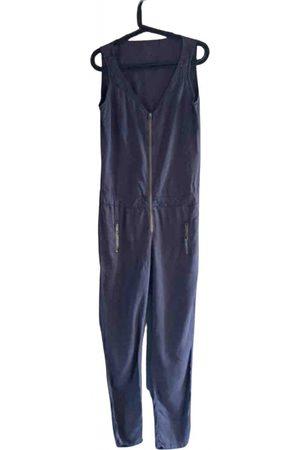 Naf-naf Grey Polyester Jumpsuits