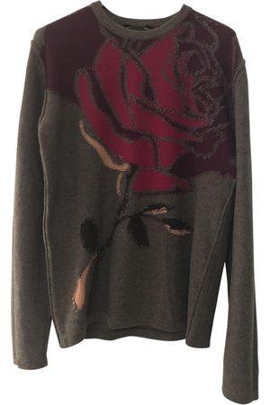 RYKIEL HOMME Grey Wool Knitwear & Sweatshirts