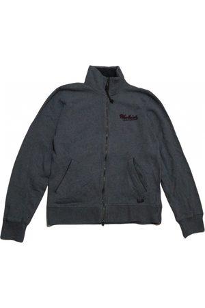 Woolrich Grey Cotton Knitwear & Sweatshirts