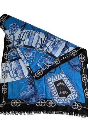 Hermès Multicolour Cashmere Scarves