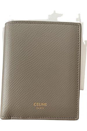 Céline Men Wallets - Leather small bag
