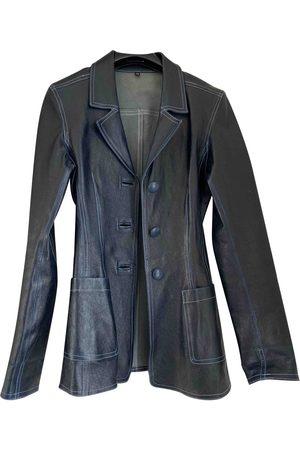 JITROIS Leather blazer