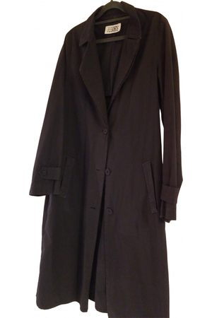 MM6 Cotton Trench Coats