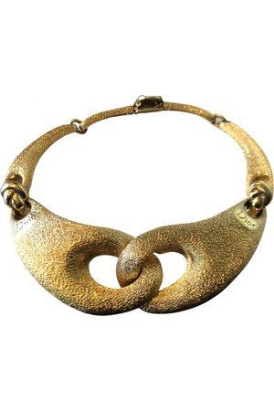 Dior Metal Necklaces
