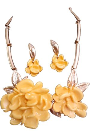 Oscar de la Renta Metal Jewellery Sets