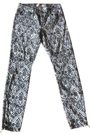 Mos Mosh Multicolour Cotton - elasthane Jeans