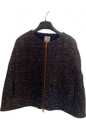 DOUUOD Wool Jackets
