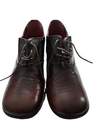 Ixos Leather lace ups