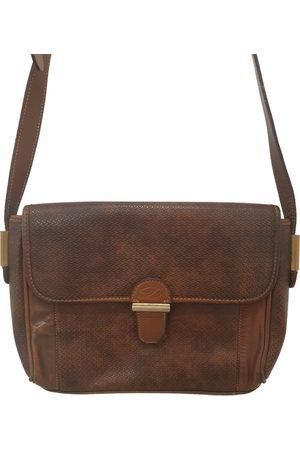 S.T. Dupont Leather handbag