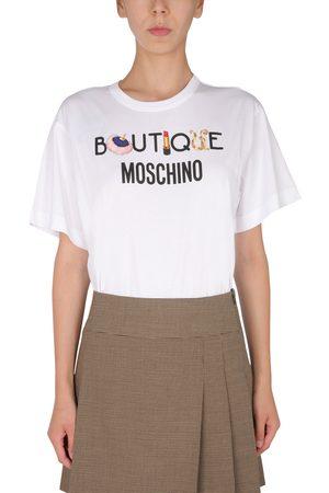 Moschino T-shirt riding kit