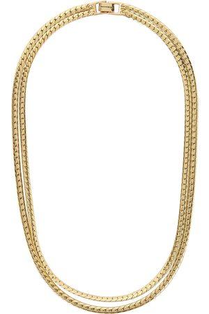 Jenny Priya 14kt -dipped chain necklace