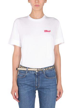 Stella McCartney T-shirt with logo application