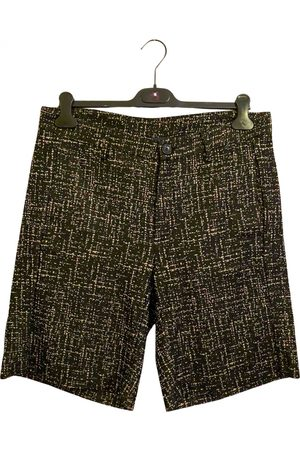 Cavalli Class Synthetic Shorts