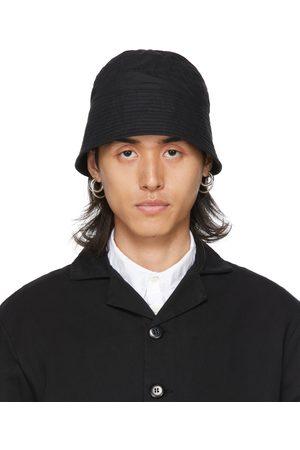TOOGOOD Black 'The Tinker' Bucket Hat