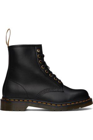 Dr. Martens Black Vegan Lace Up Boots