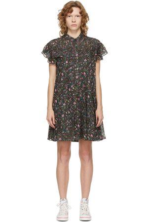 Isabel Marant Multicolor Floral Lanikaye Dress