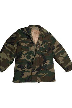 Alpha Industries Multicolour Cotton Jackets