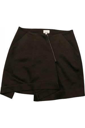 RUE DU MAIL Leather Skirts