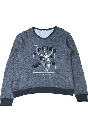UNDERCOVER Grey Cotton Knitwear & Sweatshirts