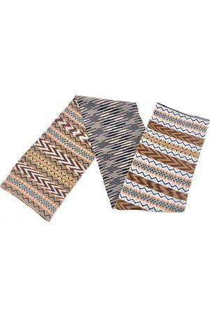 Missoni Multicolour Wool Scarves & Pocket Squares