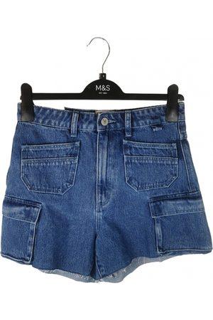 ABrand Cotton Shorts