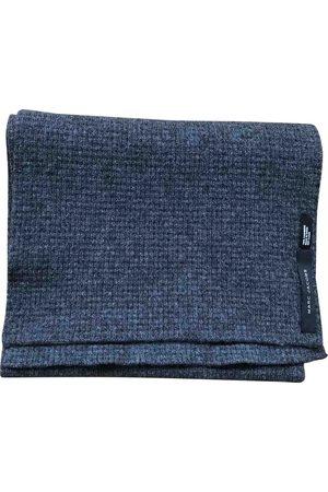 Marc Jacobs Anthracite Cashmere Scarves & Pocket Squares
