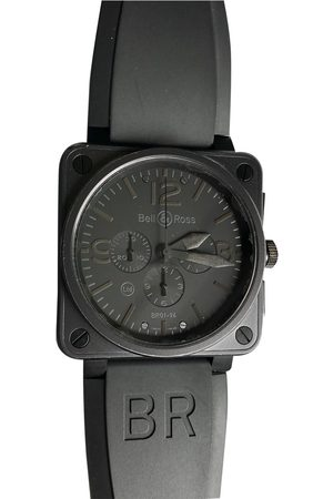 Bell & Ross Men Watches - Steel Watches