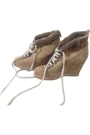 Sandro Snow boots