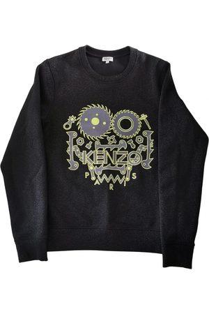 Kenzo Anthracite Cotton Knitwear & Sweatshirts