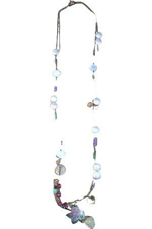 Les Néréides Steel Necklaces