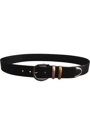 Roberto Cavalli Men Belts - Leather belt