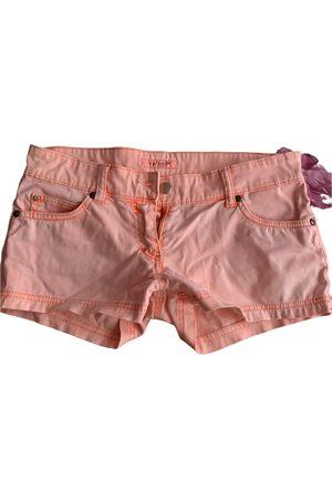 Relish Cotton Shorts