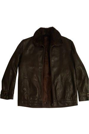 ZILLI Leather Jackets