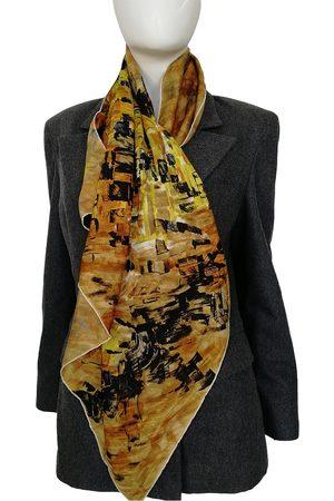 Lanvin Women Scarves - Multicolour Silk Scarves