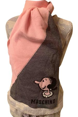Moschino Wool Scarves