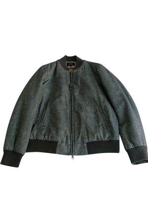 GANT Anthracite Wool Jackets