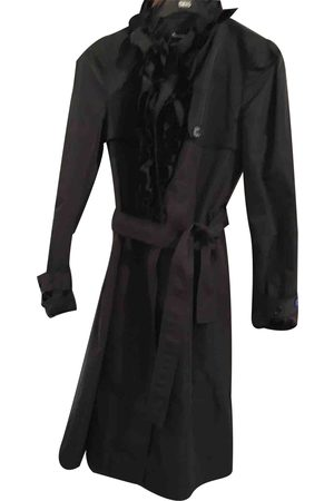 Dolce & Gabbana Women Trench Coats - Polyester Trench Coats