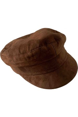 Ruslan Baginskiy Suede Hats